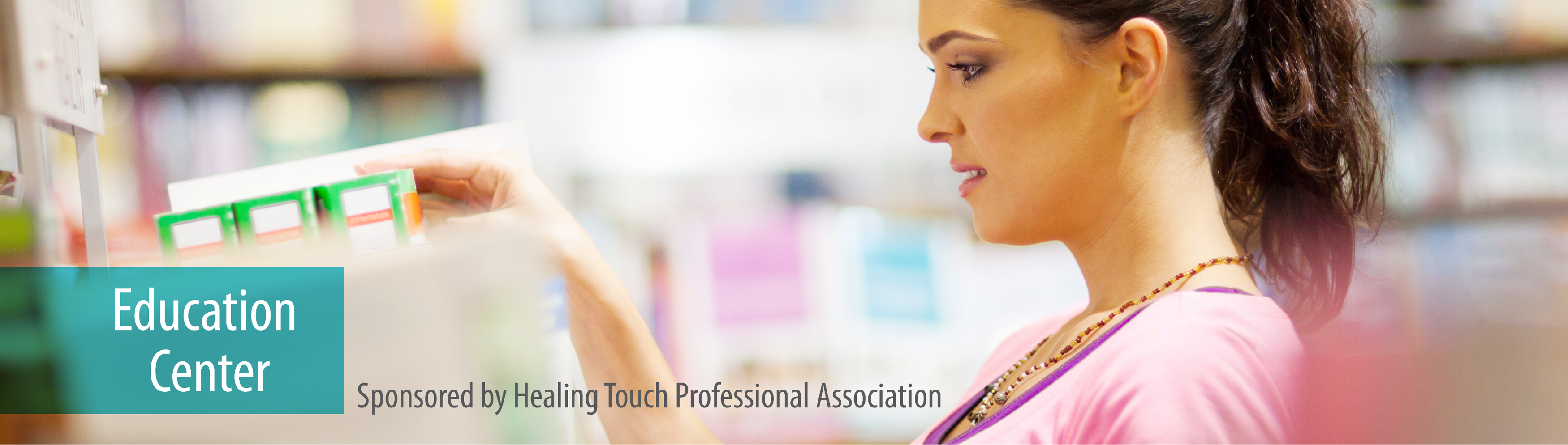 Healing Touch Professional Association - Education Center