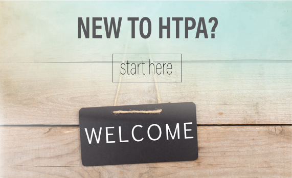 New to HTPA?